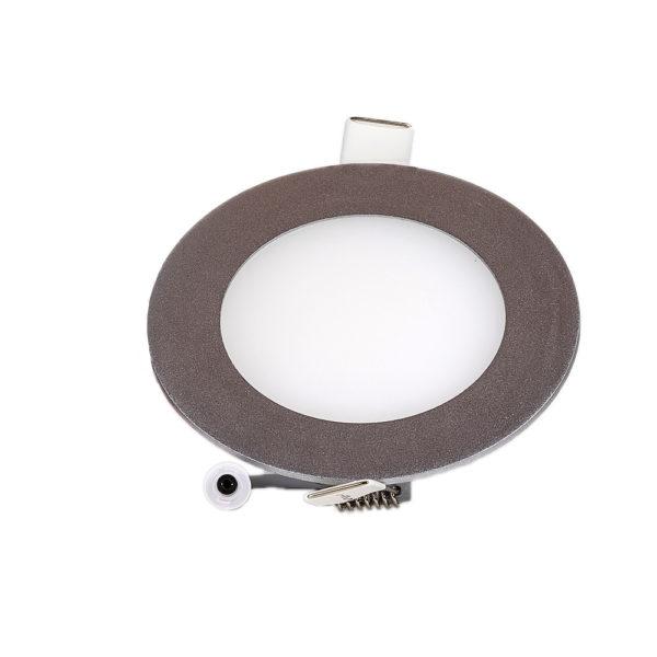 Светодиодная панель круглая 6Вт Eleganz