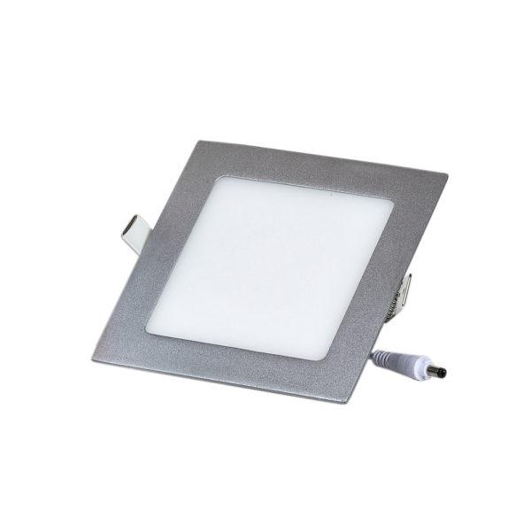 Светодиодная панель квадратная 9Вт Eleganz