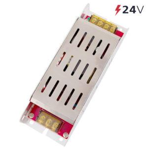 Блок питания 200 Вт 24V IP20 узкий