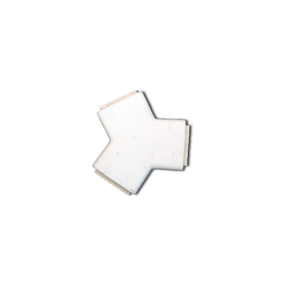 Коннектор треугольный 5050-RGB без провода