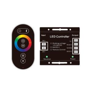 Контроллер сенсорный для светодиодных лент 360/720W-30A