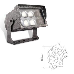 Прожектор заливающего света el-LS-TG-3020