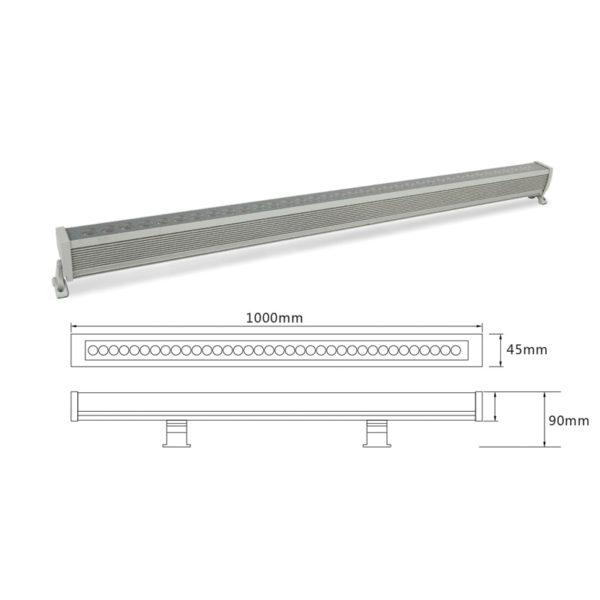 Архитектурные LED светильники