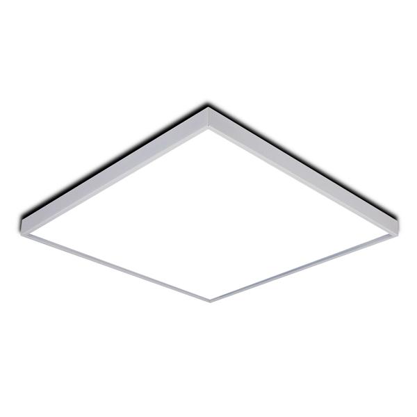 Накладная светодиодная панель 50Вт 595*595*50мм