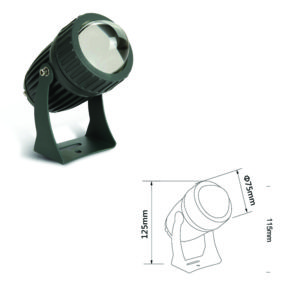 Прожектор направленного света el-LS-XSD-4002
