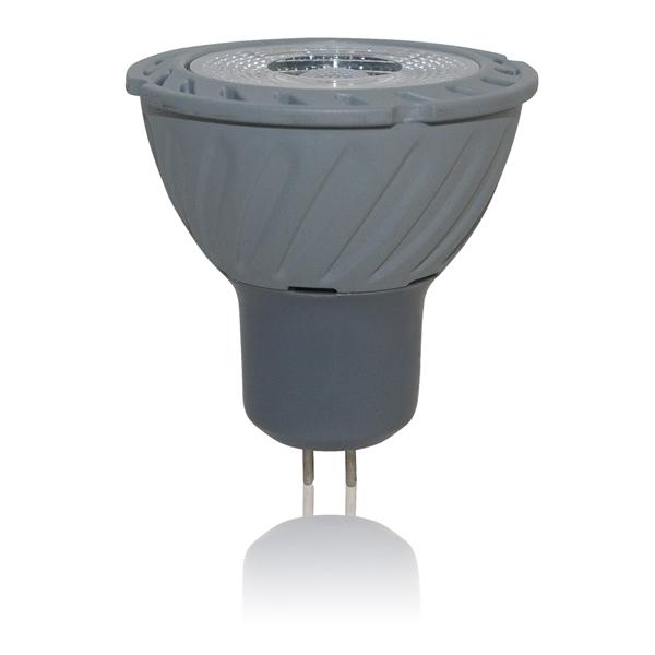 Светодиодная лампа GU5.3 7Вт 12V димм.