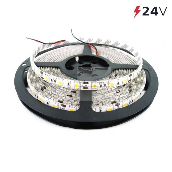 Светодиодная лента 14.4 Вт 24V (SMD5050) Eleganz