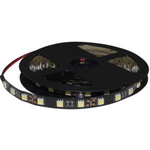Светодиодная лента 14.4 ватт 12V черная