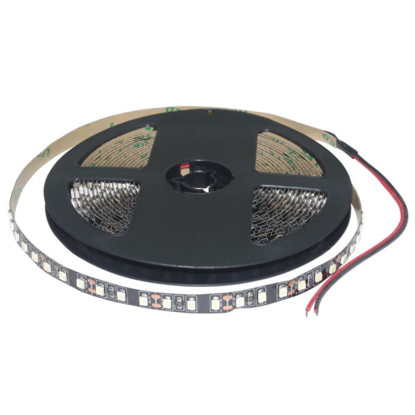 Светодиодная лента 9.6 ватт 12V черная