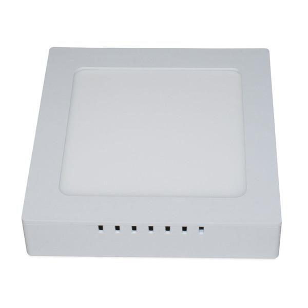 Светодиодная панель накладная квадратная 24Вт Eleganz