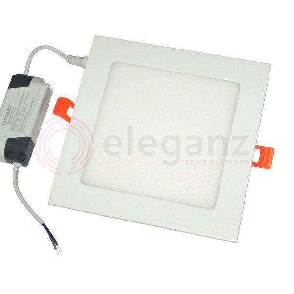 Светодиодная панель встраиваемая квадрат 24 Вт