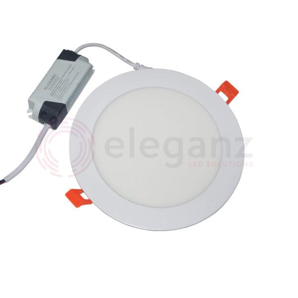 Светодиодная панель встраиваемая круглая 18 Вт