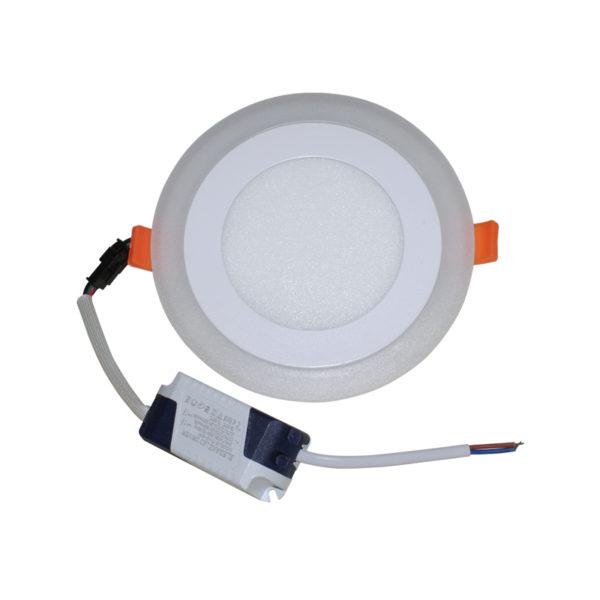 Светодиодный светильник 12 Вт с подсветкой