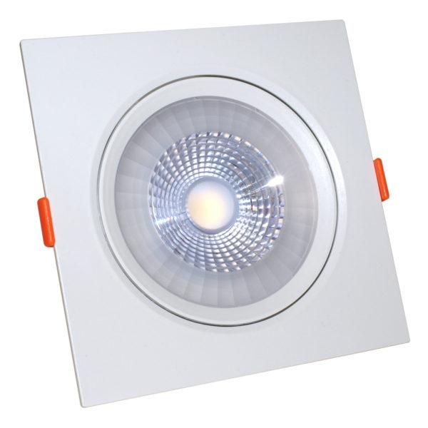 Светодиодный светильник 12 Вт поворотный