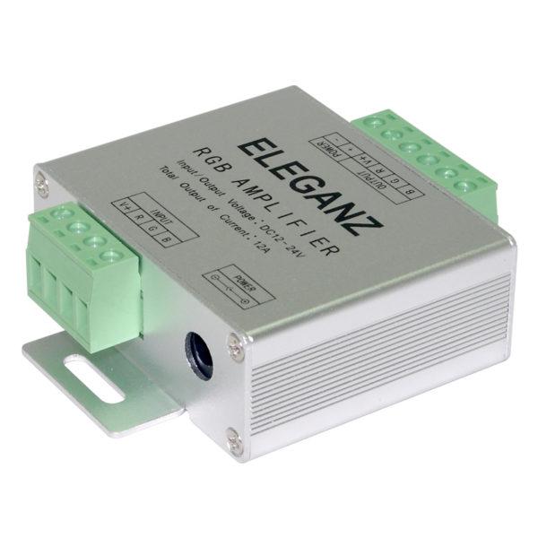 Усилитель для RGB ленты 12-24V-18A