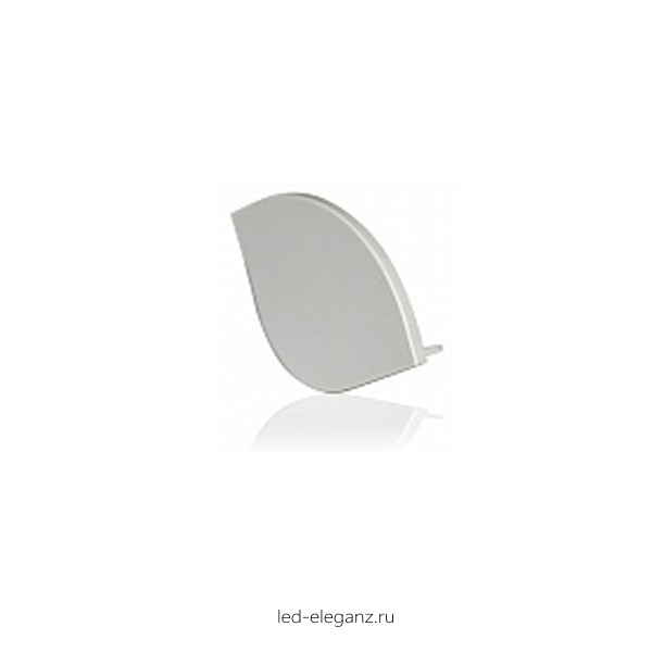 Заглушка глухая для профиля ALP-11